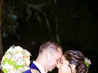 El matrimonio de Samia y Diego 2