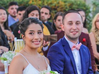 El matrimonio de Samia y Diego 3