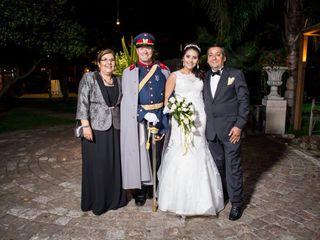 El matrimonio de Liz Bascur y Cristián Venegas 2