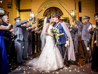 El matrimonio de Liz Bascur y Cristián Venegas 3
