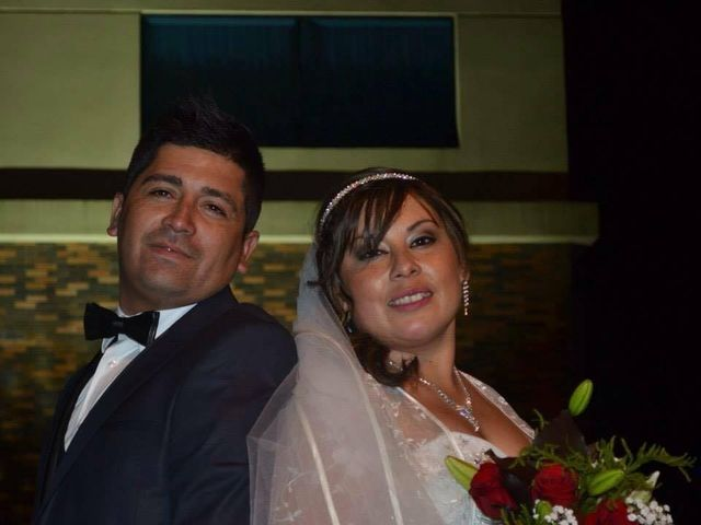 El matrimonio de Marjori y Alexis