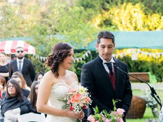 El matrimonio de Amani y Salvador