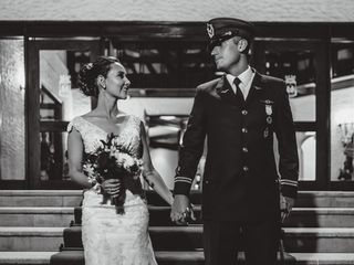 El matrimonio de Manuela y Jean