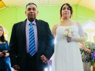 El matrimonio de Carmen y Gamalier 2