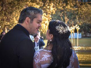 El matrimonio de Linda y Enzo 1