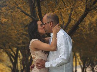El matrimonio de Fabiola y Pedro 2