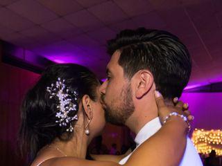 El matrimonio de Macarena  y Allan 2