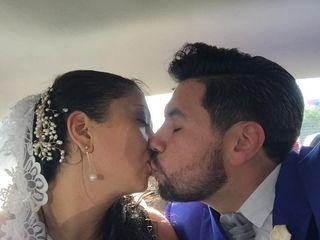 El matrimonio de Macarena  y Allan 1