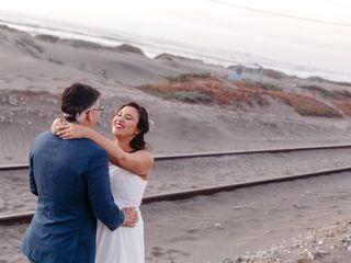 El matrimonio de Javiera y Gonzalo