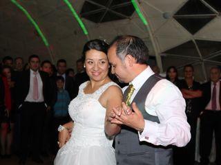 El matrimonio de Viviana y Manuel