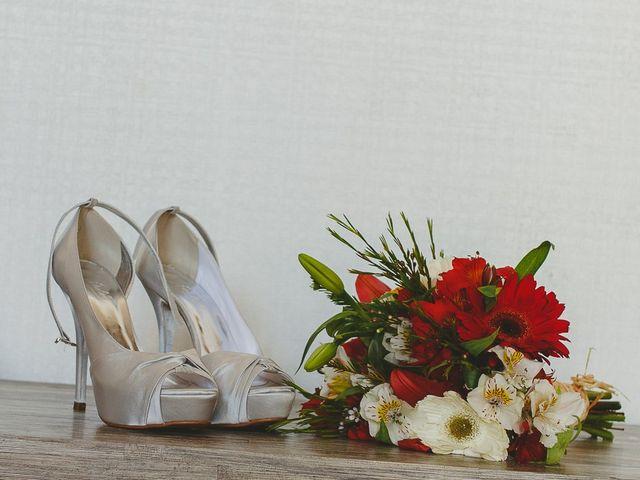El matrimonio de Jean y Manuela en Las Condes, Santiago 1