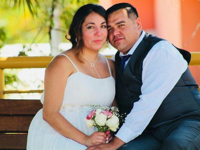 El matrimonio de Carmen y Gamalier