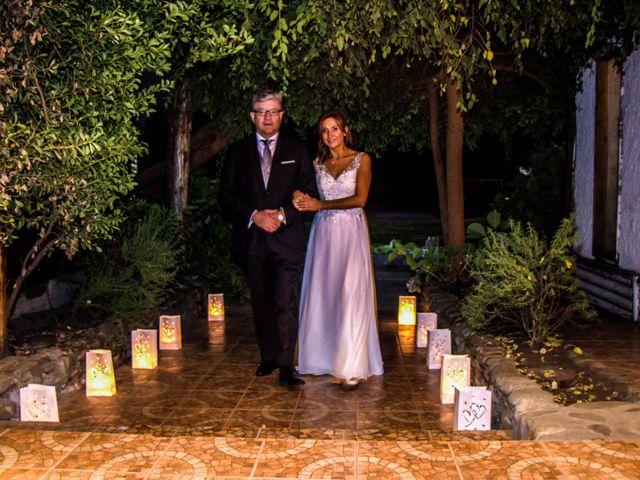 El matrimonio de Marly y Carlos