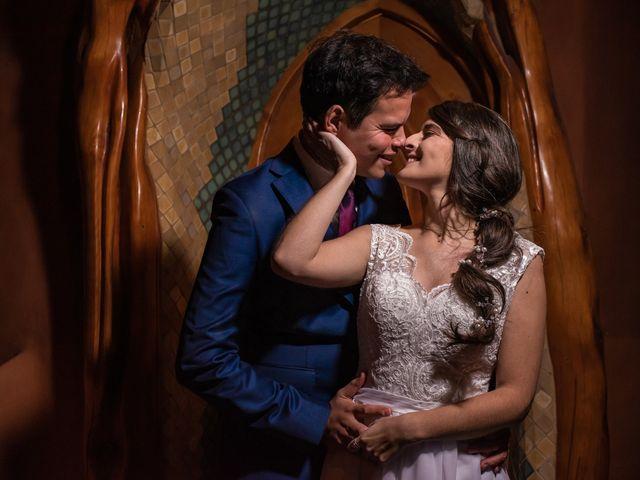 El matrimonio de Fer y Mauro