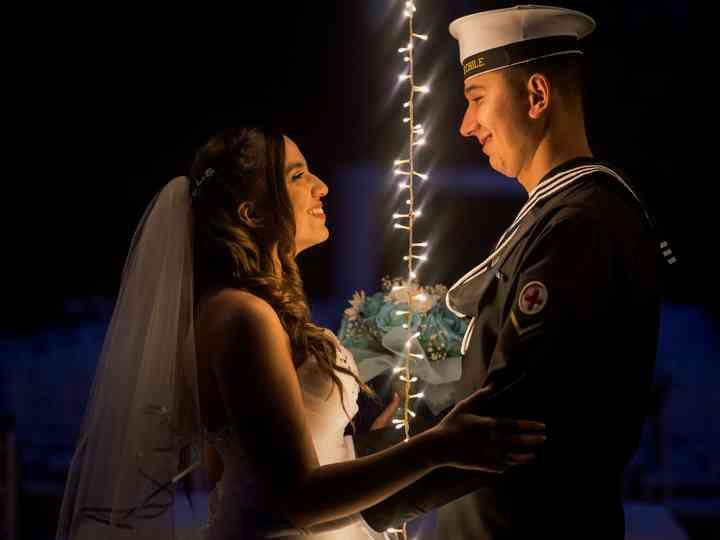 El matrimonio de Amapola y Lisandro