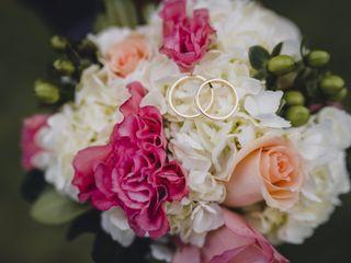 El matrimonio de Gloria y Mauricio 3