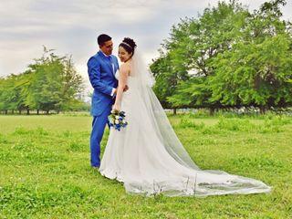El matrimonio de Karina y Raúl