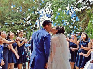 El matrimonio de Karina y Raúl 2