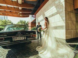 El matrimonio de Karina y Matías 1