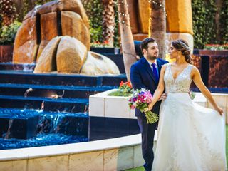 El matrimonio de Karina y Matías