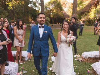 El matrimonio de Fran  y Andrés  1