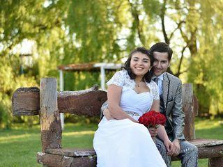 El matrimonio de Felisa  y Sebastián  1