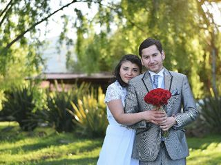 El matrimonio de Felisa  y Sebastián  2