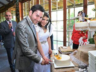 El matrimonio de Felisa  y Sebastián