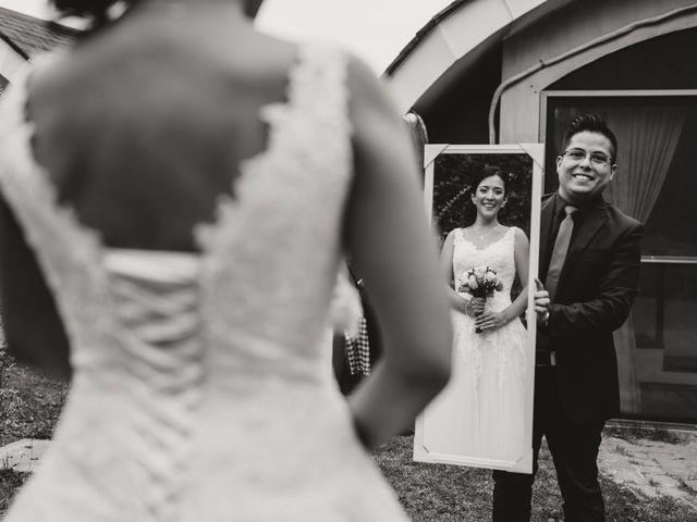 El matrimonio de Mauricio y Gloria en Pirque, Cordillera 7