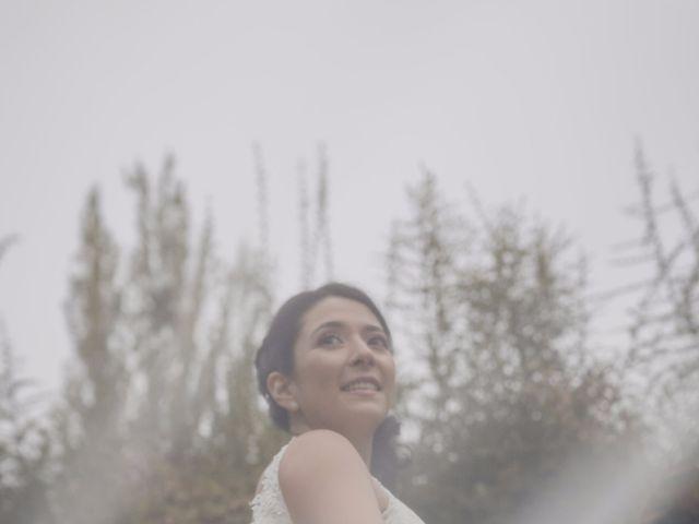 El matrimonio de Mauricio y Gloria en Pirque, Cordillera 8