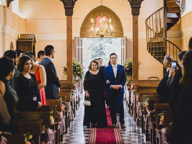 El matrimonio de Mauricio y Gloria en Pirque, Cordillera 9
