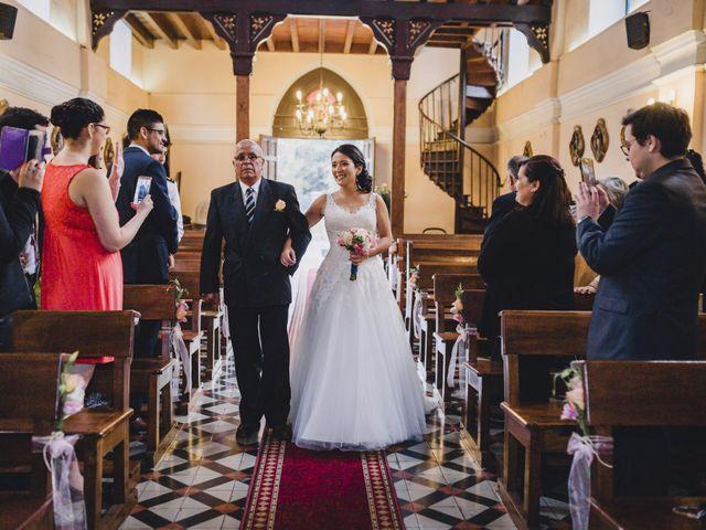 El matrimonio de Mauricio y Gloria en Pirque, Cordillera 11