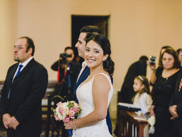 El matrimonio de Mauricio y Gloria en Pirque, Cordillera 13