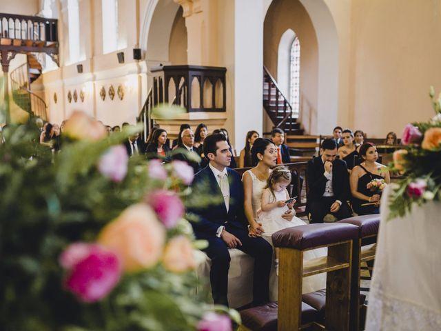 El matrimonio de Mauricio y Gloria en Pirque, Cordillera 14