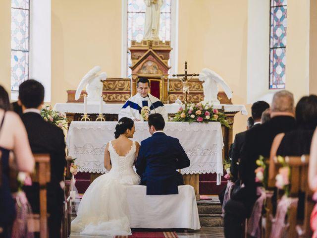 El matrimonio de Mauricio y Gloria en Pirque, Cordillera 15