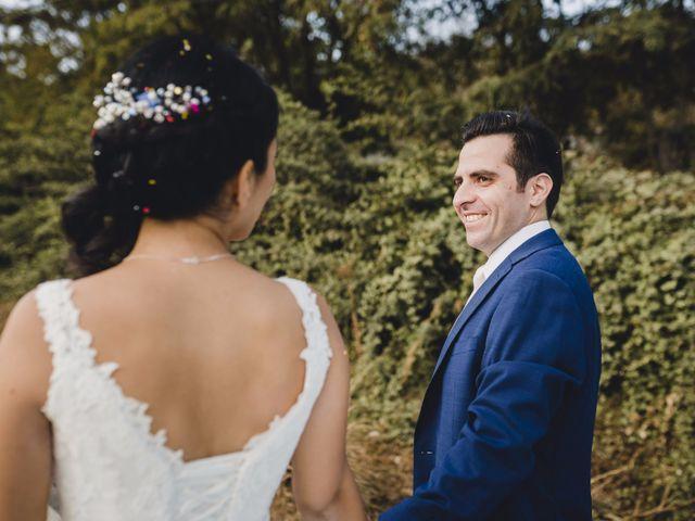 El matrimonio de Mauricio y Gloria en Pirque, Cordillera 19