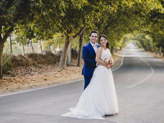 El matrimonio de Mauricio y Gloria en Pirque, Cordillera 20