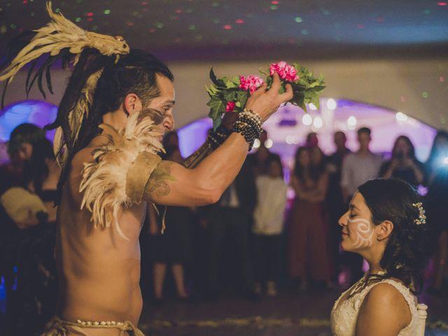 El matrimonio de Mauricio y Gloria en Pirque, Cordillera 42