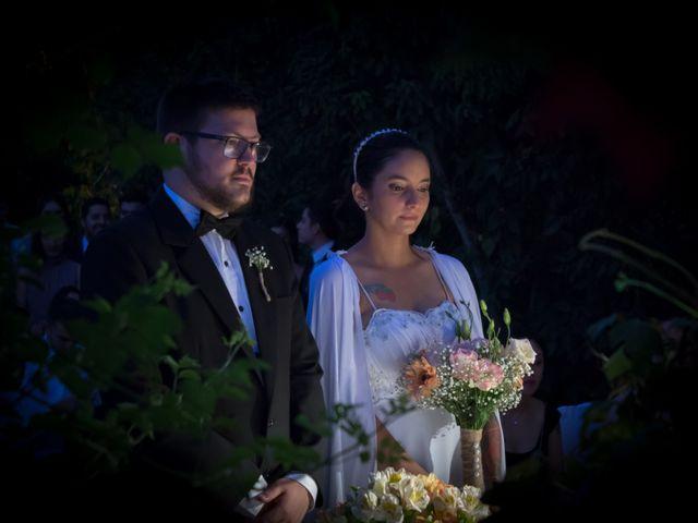 El matrimonio de Marta y Rodrigo