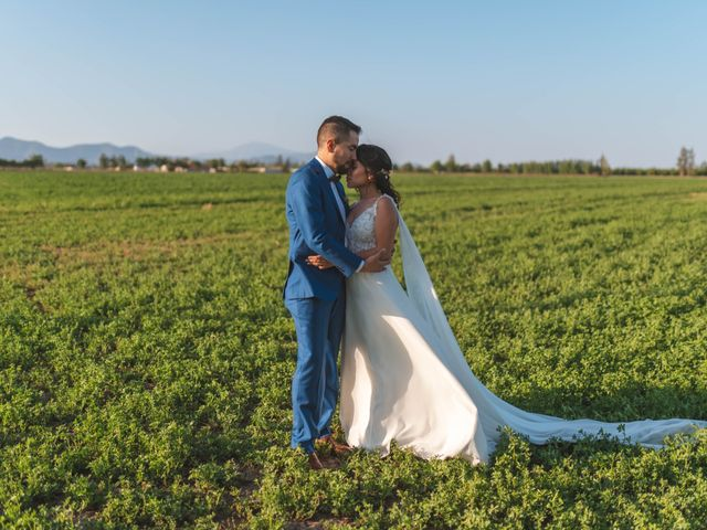 El matrimonio de Fran  y Andrés