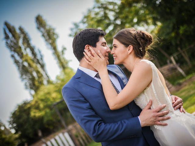 El matrimonio de Diana y César