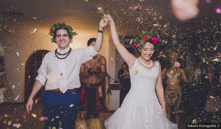 El matrimonio de Mauricio y Gloria en Pirque, Cordillera