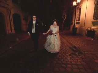 El matrimonio de María Angélica  y Rodrigo Ignacio  2