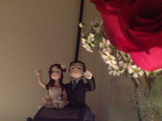 El matrimonio de María Angélica  y Rodrigo Ignacio  3