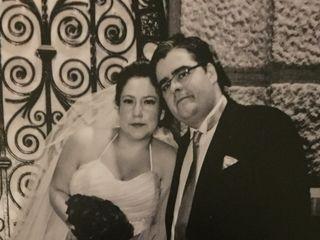 El matrimonio de María Angélica  y Rodrigo Ignacio