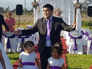 El matrimonio de Marjoleny  y Miguel  1