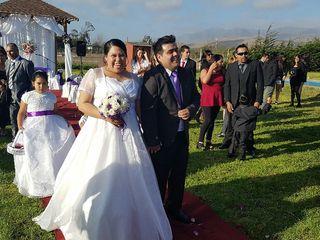 El matrimonio de Marjoleny  y Miguel