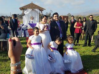El matrimonio de Marjoleny  y Miguel  3