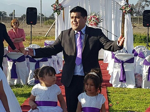 El matrimonio de Miguel  y Marjoleny  en La Serena, Elqui 1