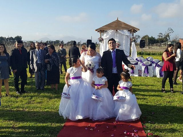 El matrimonio de Miguel  y Marjoleny  en La Serena, Elqui 4